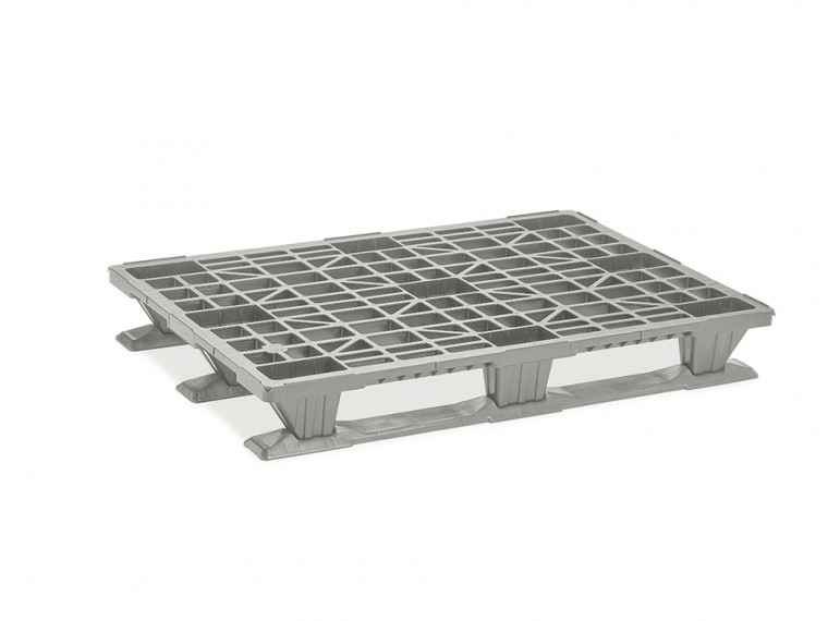 LIGHT EURO PALLET WITH RUNNERS
