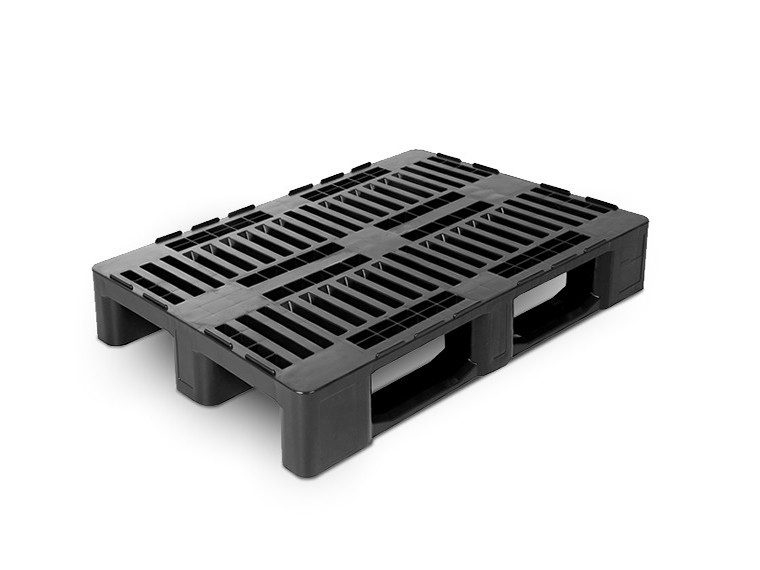 MONOBLOC EURO PALLET H1 MODEL WITH 3 RUNNERS