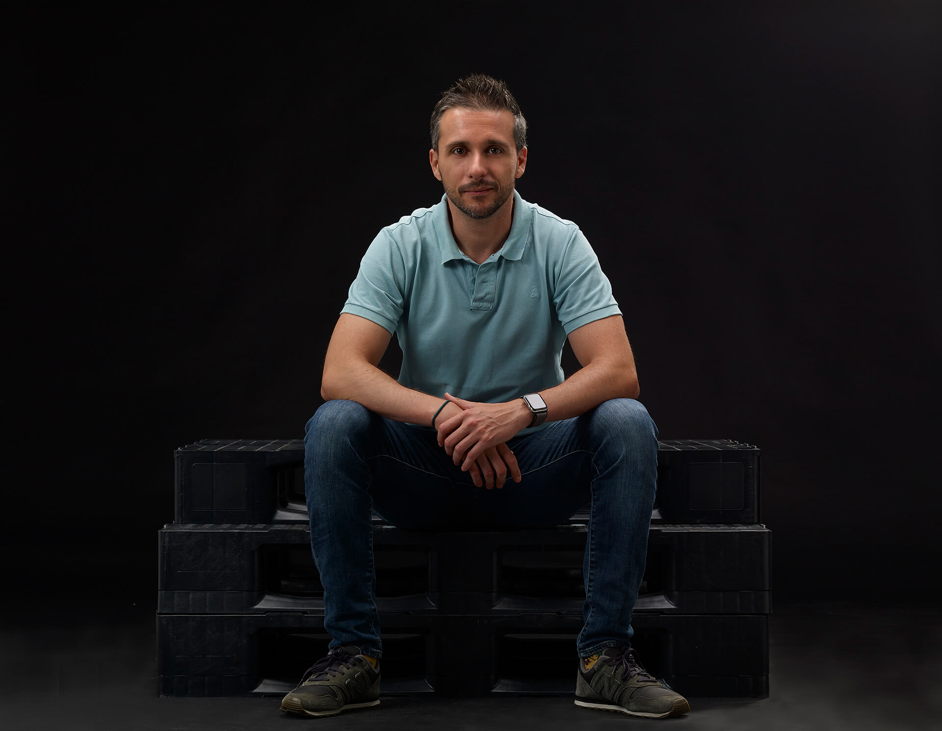 Antón Fernández - CEO - Naeco