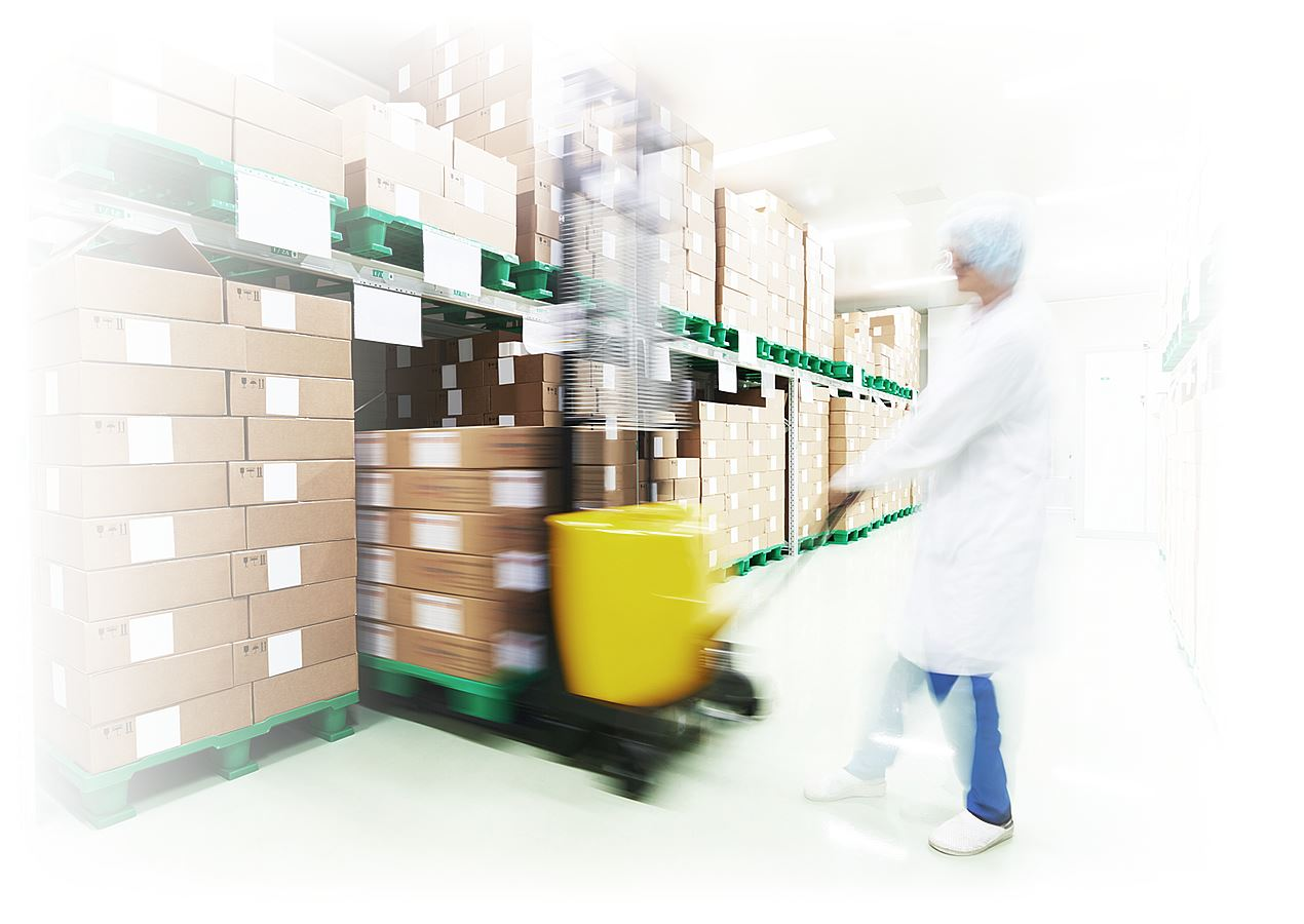 Plastic Pallets for the pharmaceutical industry