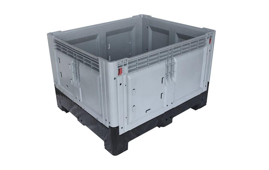 Contenedores plásticos o Pallet Box en el sector automoción