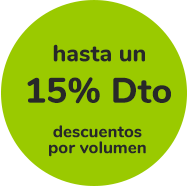 Descuentos por volumen
