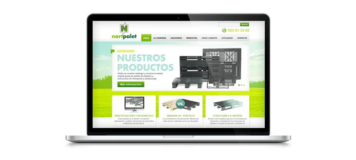 Lanzamiento nueva web corporativa