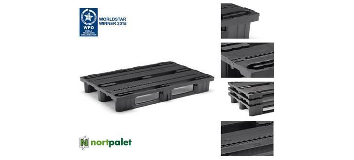 Novo prémio World Star for Packaging para a nossa referência SMART PRO 1208-O3