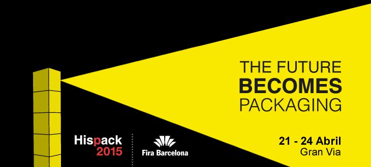 Nortpalet participará en la Feria Hispack 2015 (Barcelona, del 21 al 24 de abril)