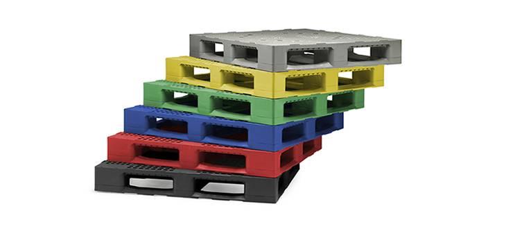Elegir el palet de plástico correcto en función de la actividad y/o sector