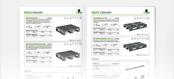 Plastic Pallets Catalogue
