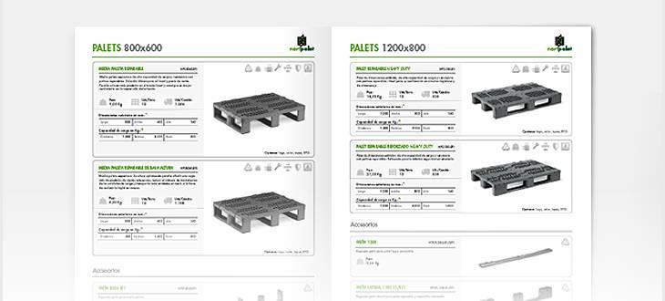 Plastic Pallets Catalogue