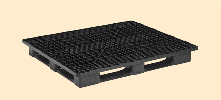 Plastic pallets: A new efficient and sustainable solution for the chemical sector